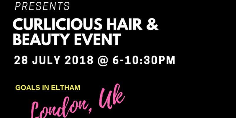 Curlicious Hair & Beauty Event