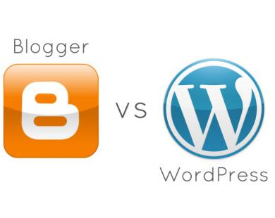 Blogger verses Wordpress