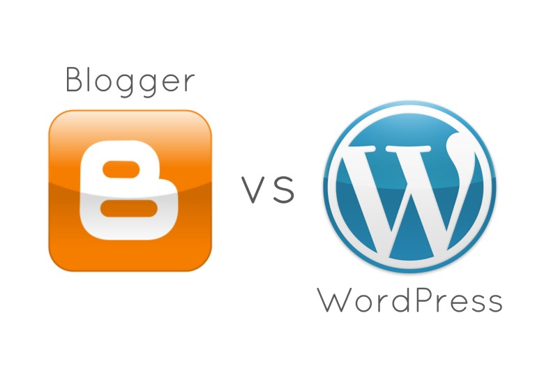 Blogger verses Wordpress