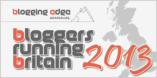 Bloggers Running Britain 2013 | CollectivEdge