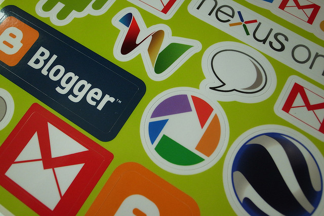 Google product logos | Blogging Edge