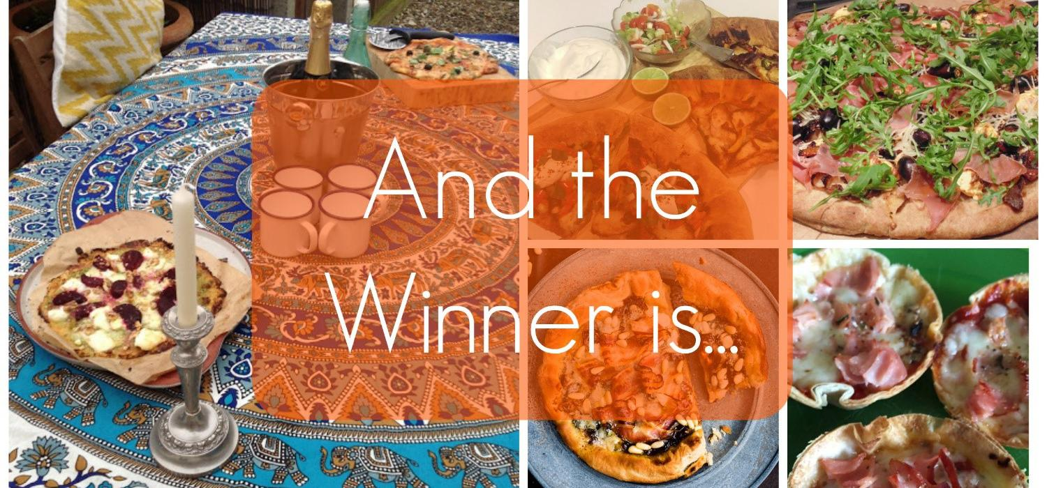 Perfect Pizza Blogger Competition – collage of finalist pizzas