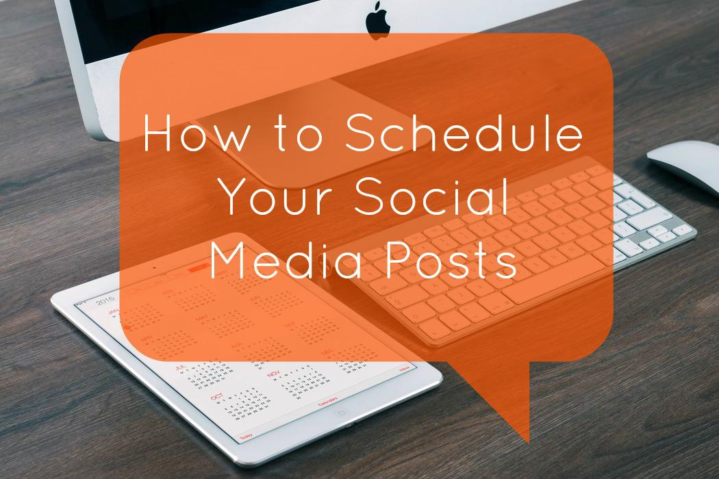 Social Sched
