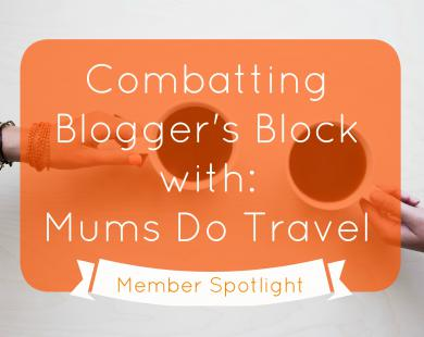 combatting blogger's block